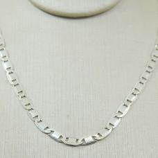 Corrente Masculina em Prata 950 Piastrine
