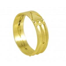 Anel em Ouro Amarelo 18K Atlante