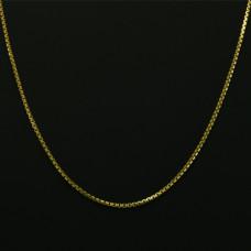 Corrente Masculina em Ouro Amarelo 18K Veneziana
