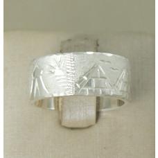 Anel em Prata 950 Egito